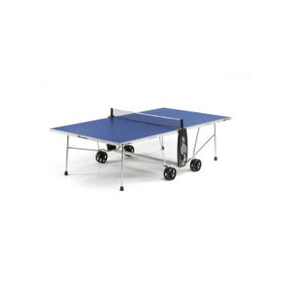 Стол теннисный Cornilleau 100S Crossover outdoor серый/синий