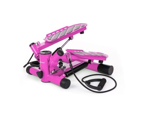 Степпер Hop-Sport HS-30S розовый