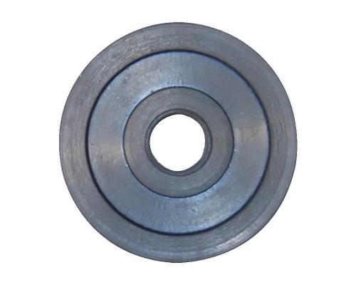 Гантельный диск обрезиненный GoodLift 0,5 кг ДГОБ5 черный