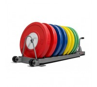 Диск для кроссфита FitnesSport 15 кг желтый RCP 22-15