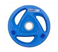 Диск олимпийский HouseFit 10 кг синий