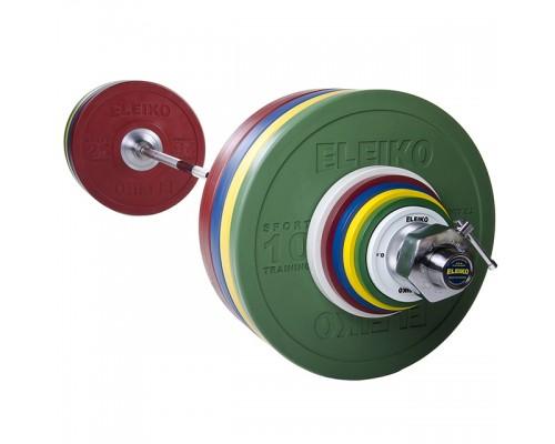 Спортивная тренировочная штанга Eleiko мужская 190 кг 3002228