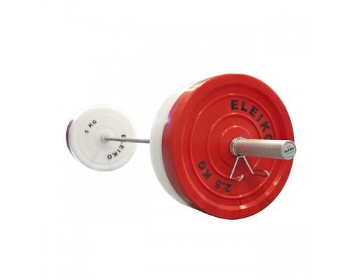 Олимпийская техническая штанга Eleiko в сборе 20 кг 197-0200