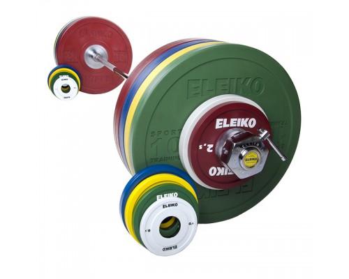Спортивная тренировочная штанга Eleiko женская 185 кг 3002229