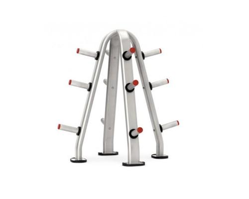 Олимпийская стойка для дисков StarTrac 9IN-R8003