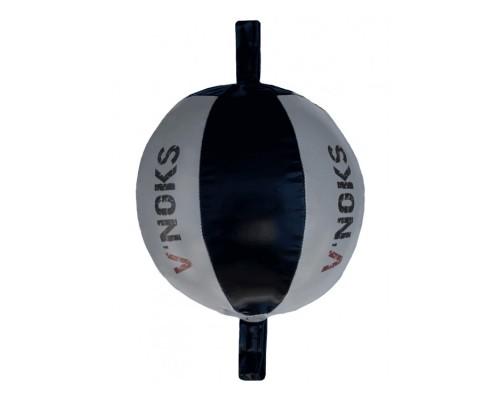 Боксерская груша на растяжке V`noks с резиновым  жгутом