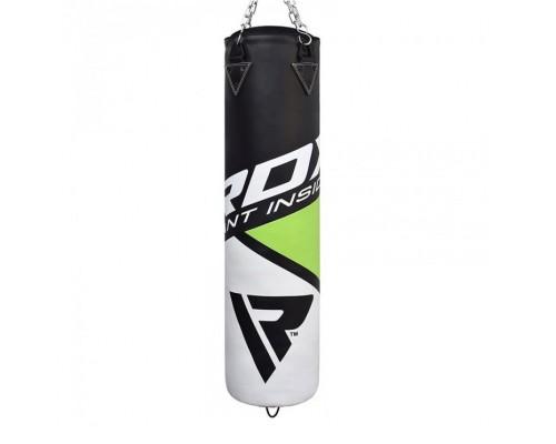 Боксерский мешок RDX Rex Leather Green 1,5 м, 45-55 кг