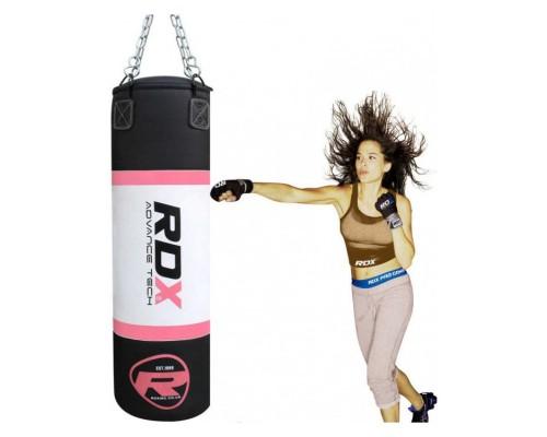 Боксерский мешок RDX Pink - 1.2 м, 30-35кг